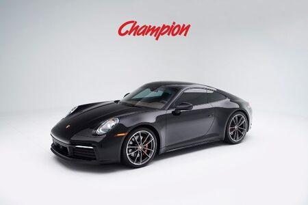 2020 Porsche 911 Carrera 4S picture #1