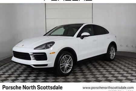 2020 Cayenne S Coupe AWD picture #1