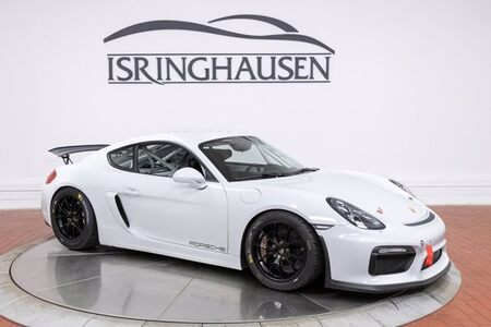 2016 Cayman GT4 Clubsport picture #1