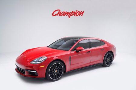 2017 Porsche Panamera picture #1