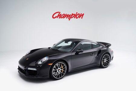 2019 Porsche 911 Turbo S picture #1