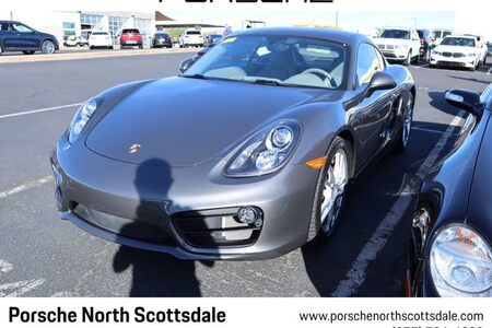 2015 Cayman 2dr Coupe S picture #1