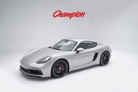2019 Porsche 718 Cayman GTS picture #1