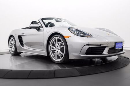 2017 718 Boxster Base picture #1