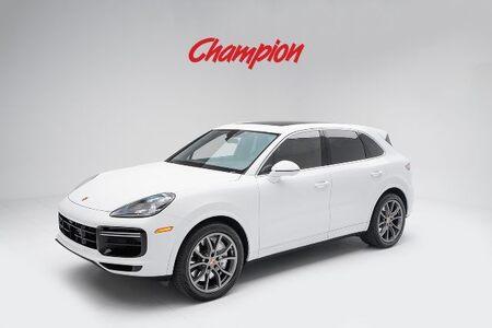 2019 Porsche Cayenne Turbo picture #1