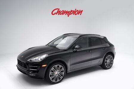 2017 Porsche Macan Turbo picture #1