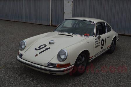 1967 911S Factory Race Car picture #1