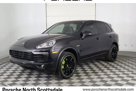 2016 Cayenne AWD 4dr S E-Hybrid picture #1