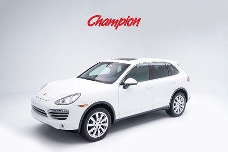 2014 Porsche Cayenne Platinum Edition picture #1