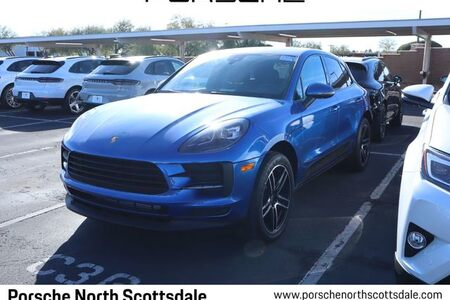 2020 Macan AWD picture #1