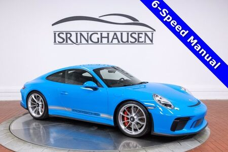 2018 911 GT3 Touring picture #1