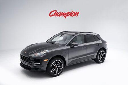 2020 Porsche Macan S picture #1
