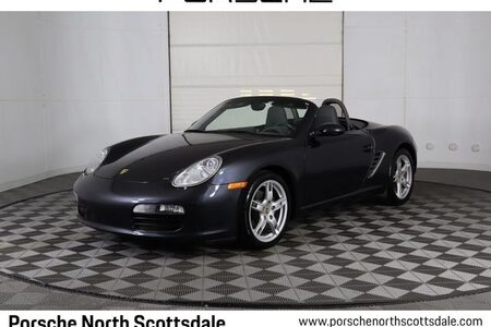 2005 Boxster 2dr Roadster picture #1