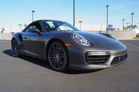 2018 911 Turbo Cabriolet picture #1