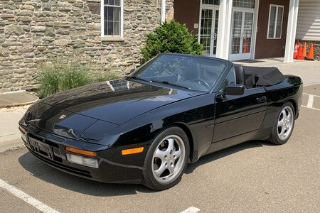 1991 944S-2 Cabriolet picture #1
