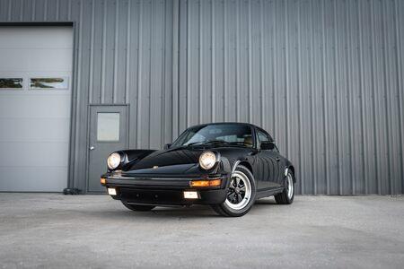 1986 Porsche 911 Carrera 3.2 picture #1
