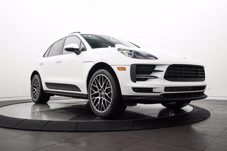 2020 Macan Base picture #1