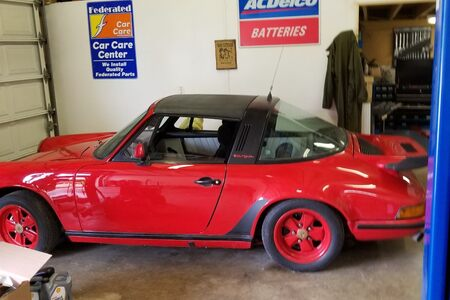 1973 911 Targa E picture #1