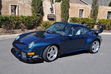 1994 911 3.6 Turbo picture #1