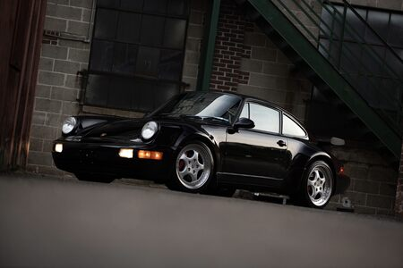 1994 964 3.6 Turbo picture #1