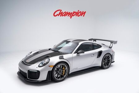 2019 Porsche 911 GT2 RS picture #1