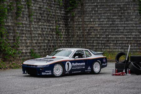 1987 Porsche 924 GTP picture #1