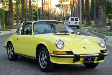 1973 1973 Porsche 911E Targa picture #1