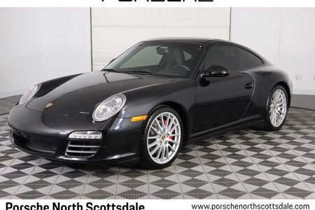 2009 911 2dr Coupe Carrera 4S picture #1