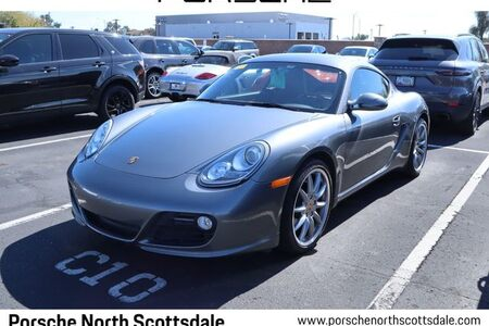 2010 Cayman 2dr Coupe S picture #1