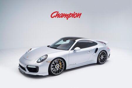 2017 Porsche 911 Turbo S picture #1