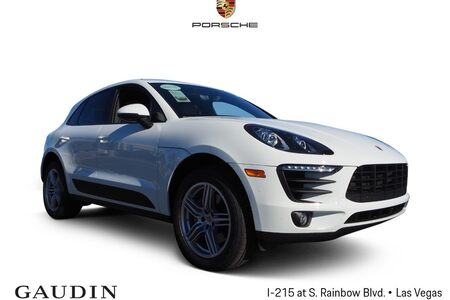 2017 Macan S picture #1