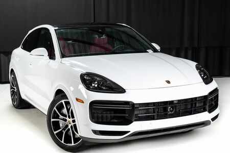 2020 Cayenne Turbo Coupe Turbo picture #1