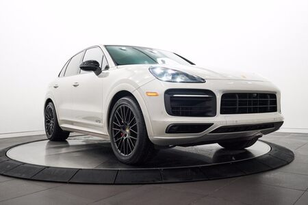 2021 Cayenne GTS picture #1