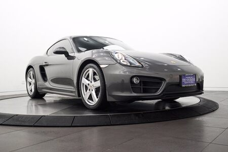 2014 Cayman Base picture #1