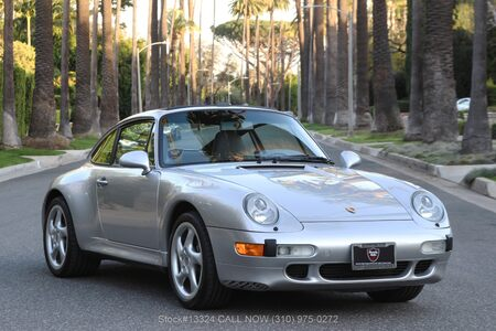 1997 993 Carrera S Coupe picture #1
