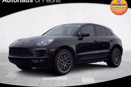 2018 Macan S picture #1