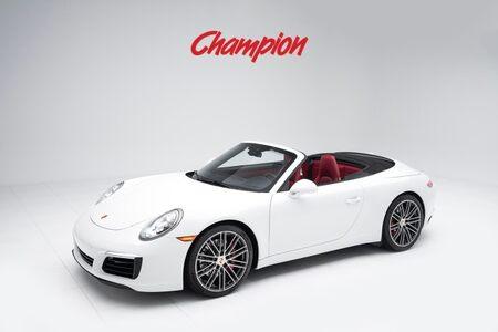2018 Porsche 911 Carrera S Cab picture #1