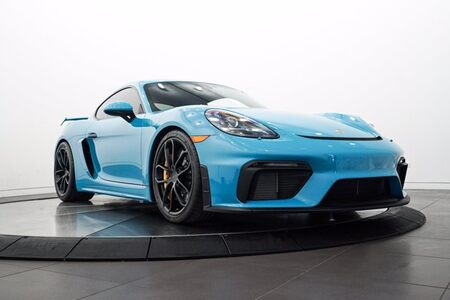 2020 718 Cayman GT4 picture #1