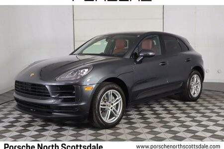 2020 Macan S AWD picture #1