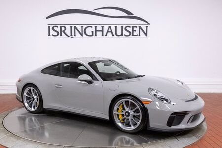 2019 911 GT3 Touring picture #1