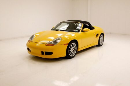 2002 Boxster Convertible Convertible picture #1