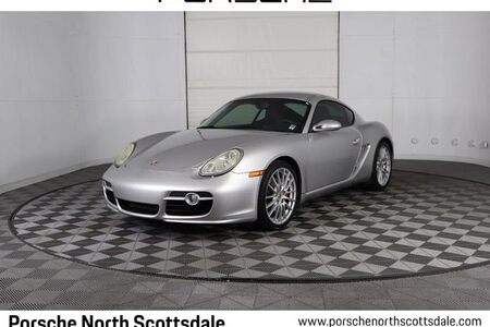 2008 Cayman picture #1