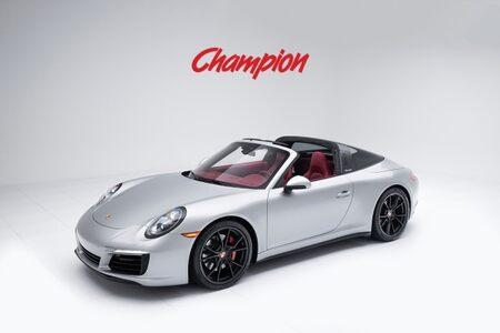 2019 Porsche 911 Targa 4S picture #1