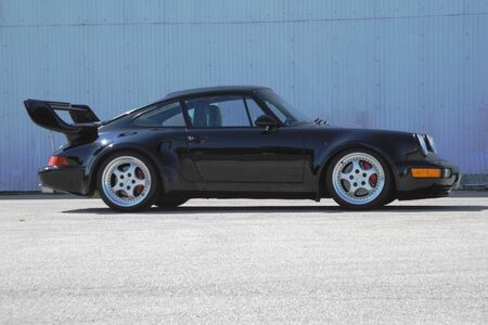 """1994 964 Turbo S """"Package Car"""" picture #1"""