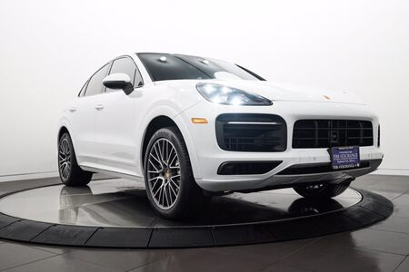 2020 Cayenne S picture #1