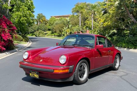 1979 911SC Slick-Top Coupe picture #1