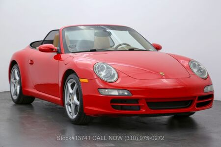 2007 Carrera S Cabriolet 6-Speed picture #1