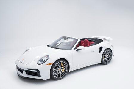 2021 Porsche 911 Turbo S Cab picture #1