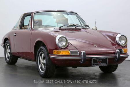1969 912 Targa picture #1