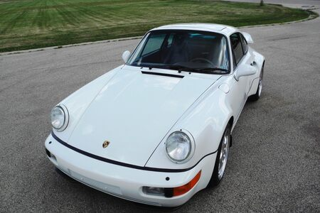 1994 964 Turbo S X88 Package Car. One Of 17! picture #1